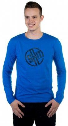 SAM73 Pánské triko 1284077_modrá\n\n