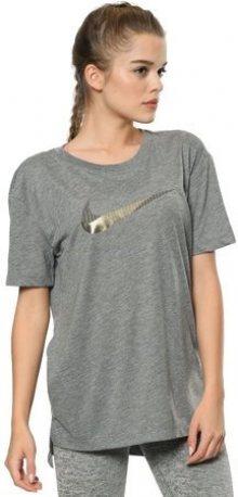 Nike Dámské tričko 1076993_šedá\n\n
