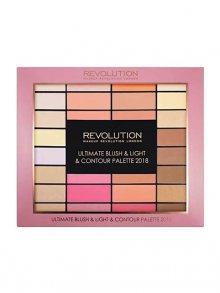 Makeup Revolution Paletka tvářenek\n\n