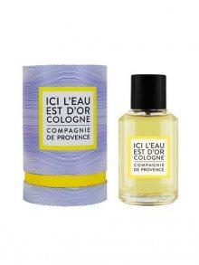 COMPAGNIE DE PROVENCE Luxusní parfém - ICI L\'EAU EST D\'OR  42001\n\n