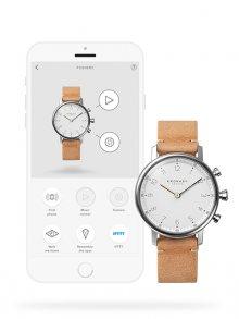 Kronaby Dámské hodinky Connected watch NORD\n\n