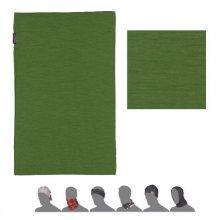 Sensor Multifunkční šátek - kukla 939430_tmavě zelená\n\n