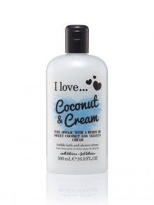 I love... Sprchový a koupelový krém - kokos\n\n
