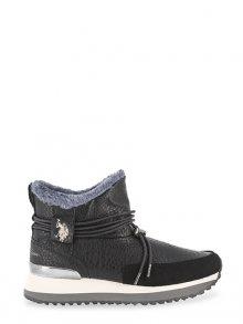 U.S. Polo ASSN. Dámská zimní obuv FRIDA4099W8_Y1_BLK\n\n