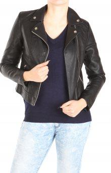 Dámská koženková bunda