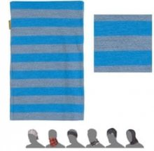 Sensor Multifunkční šátek - kukla 939430_šedá/modrá\n\n