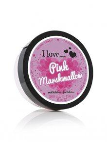 I love... Tělové máslo - marshmallow\n\n