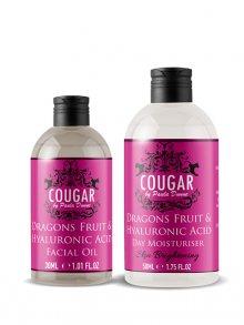 Cougar Hydratační krém + pleťový olej - dračí ovoce BPCOR28\n\n
