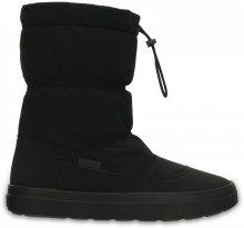 Crocs Dámské zimní boty_černá\n\n