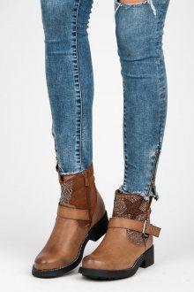 KYLIE Dámské kotníkové boty K1711001CU
