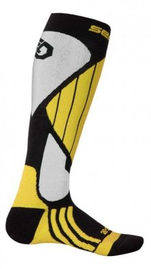 Sensor Sportovní ponožky 695043_černá/žlutá\n\n