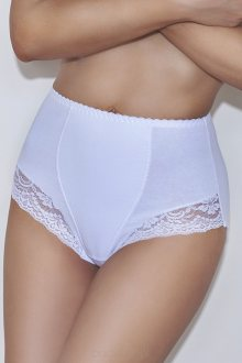 Dámské stahovací kalhotky Ela plus white