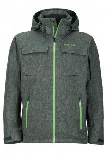 Marmot Pánská bunda_šedá/zelená\n\n