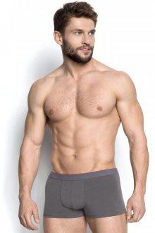 Pánské boxerky 18724 Burito 09x grey