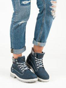 AMERICAN CLUB Dámské kotníkové boty 708121-W-N