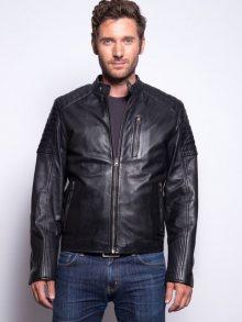 Giorgio Pánská kožená bunda\n\n