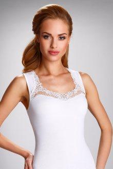 Dámská košilka Porta white