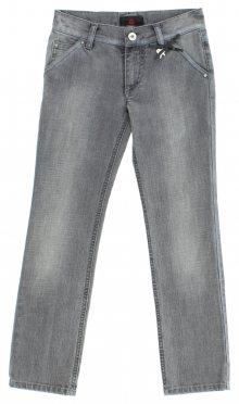 Jeans dětské John Richmond | Šedá | Dívčí | 6-7 let