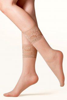 Dámské ponožky 690 Kala beige