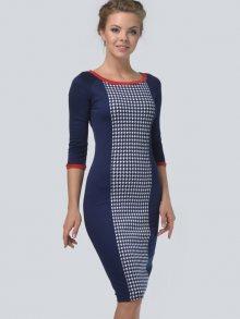 Lila Kass Dámské šaty K-076202-287\n\n