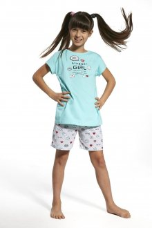 Dívčí pyžamo 787/56 Blogger girl
