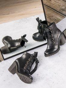 VINCEZA Dámské kotníkové boty SH19-1930B