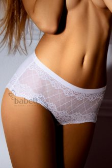 Dámské boxerky 064 white