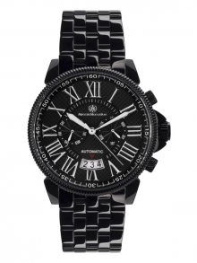 Mathis Montabon Pánské hodinky MM-04 Classique Moderne IP schwarz\n\n