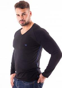 Pánské tričko Emporio Armani 111742 8A523 L Černá