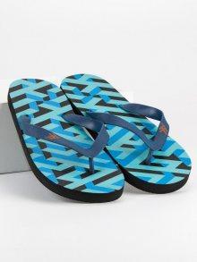 AX BOXING Pánské sandály A8905BL