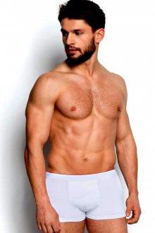 Pánské boxerky 18724 Burito 00x  white