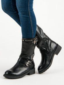 SDS Dámské kotníkové boty 7317-PG-B
