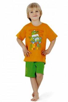 Chlapecké pyžamo 789/16 Crocodyl
