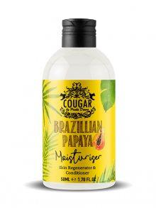 Cougar Hydratační krém s papájou\n\n