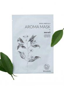 Beaudiani Aromatická textilní maska na obličej - Neroli\n\n