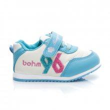 Modré sportovní dětské botičky