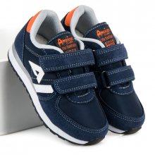 AMERICAN CLUB Dětská sportovní obuv BS-C2922N