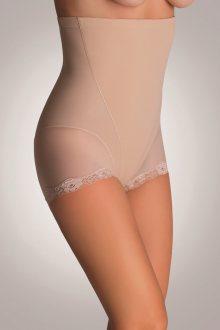 Dámské stahovací kalhotky Violetta beige
