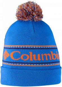 Columbia Pánská zimní čepice 937397_modrá/oranžová\n\n