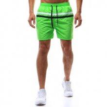 Pánské koupací šortky zelené