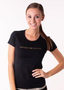Dámské tričko Emporio Armani 163139 8A225 Černá