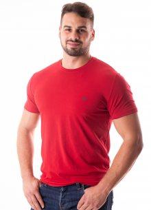 Pánské tričko Emporio Armani 111267 8A720 M Červená