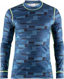 Craft Pánské funkční tričko_modrá\n\n