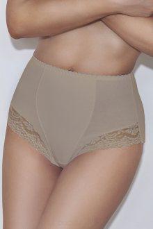 Dámské stahovací kalhotky Ela plus beige