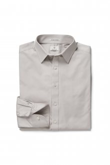 Košile PLAIN SATEEN FITTED TOWN