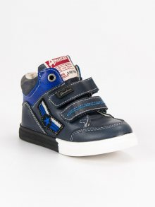 AMERICAN CLUB Dětská kotníčková obuv G-C16131N-R.BL