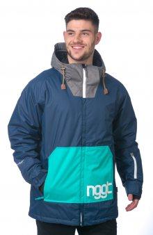 Nugget Pánská snowboardová bunda Thor_aw15 modrá\n\n