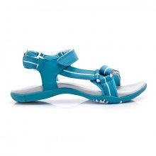 Super modré sandály