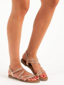 La Bella shoes Dámské sandály K952CH