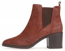 Geox dámská kotníčková obuv 1058610_hnědá\n\n